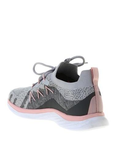 Forelli Forelli Kadın Gri Sneaker Gri